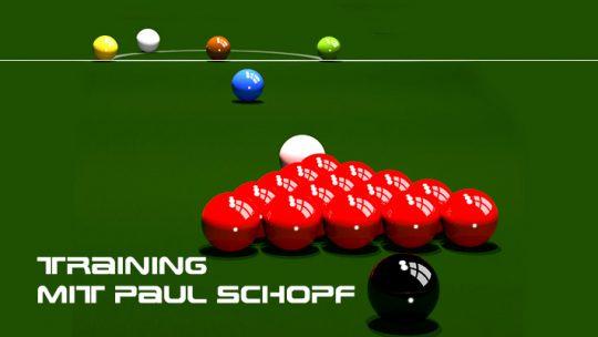 Trainingszeiten Paul Schopf